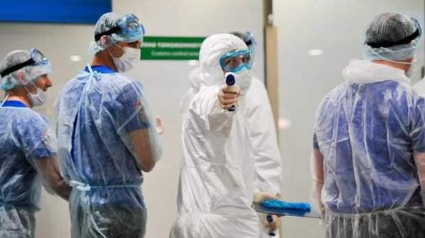 Зря расслабились: вРоссии началась третья волна коронавирусной пандемии