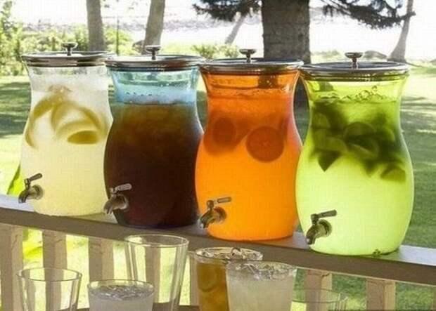 5 рецептов домашнего лимонада, изображение №1