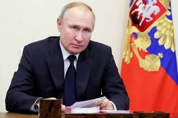 Песков: Путин намерен в мае провести оборонные совещания в Сочи