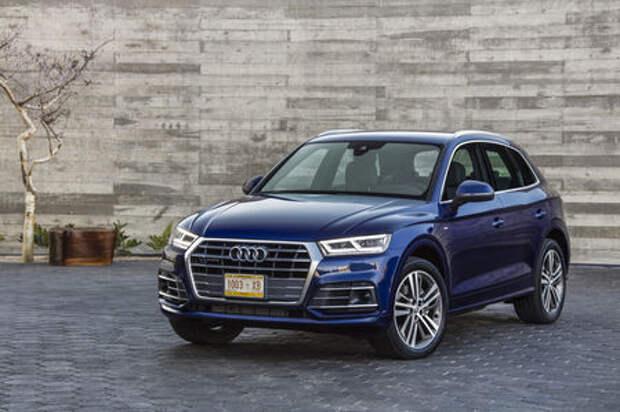 Объявлены рублевые цены на новый Audi Q5