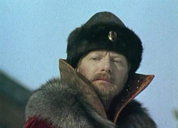 """Советский фильм сказка """"Ледяная внучка"""" (1980)."""