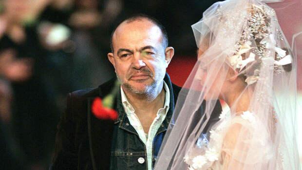 Модельеру Кристиану Лакруа исполнилось 70 лет