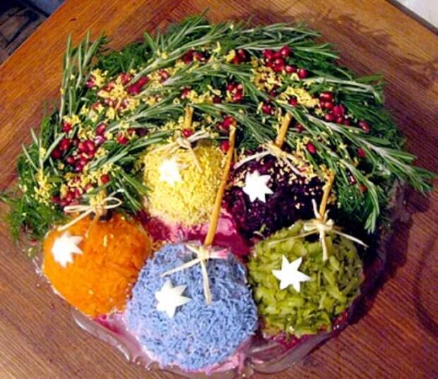Новогоднее украшение блюд12 (400x347, 71Kb)