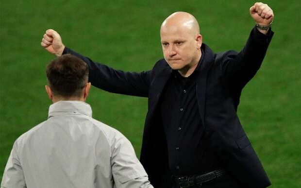 Баринов сравнил тренировки Черчесова и Николича