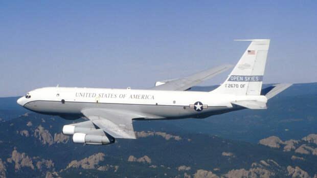 США ведут активную работу по изучению Договора по открытому небу