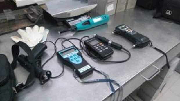 Аппаратура и приборы для ультразвукового контроля