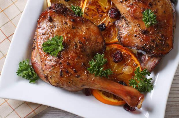Хитрости приготовления утки: сочнее и полезнее курицы