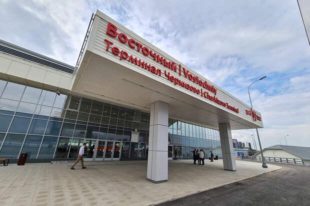 Впервые за сто лет в Москве открылся новый вокзал для поездов