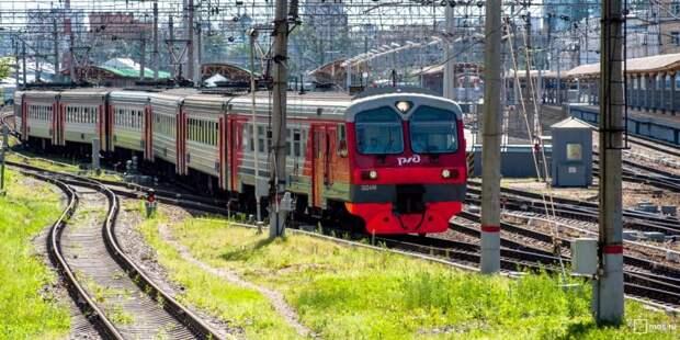 Расписание электричек от станции Ховрино изменится в июле