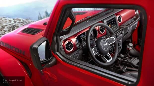 Jeep к 80-летию компании выпустит юбилейные версии пикапа Gladiator