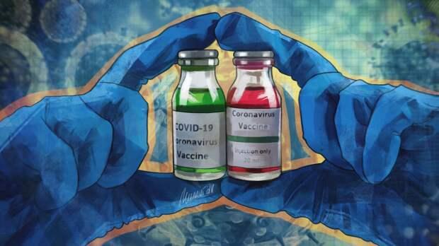 Дипломаты США: нужно делиться вакциной, иначе Россия и Китай победят
