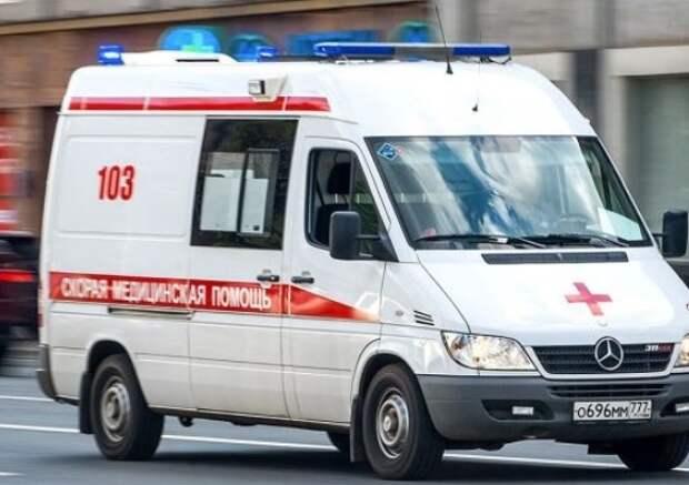 В СВАО в ДТП за неделю пострадали два пассажира и пешеход