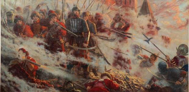 26 (16 по старому стилю) сентября 1609 года начинается осада Смоленска - один из ключевых эпизодов русско-польской войны 1609—1618 годов.