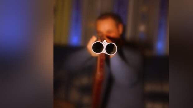 Подстрелившего двоих человек стрелка задержали в Вологодской области