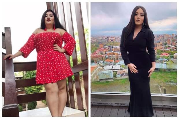 Как похудела Гоар Аветисян — минус 40 кг за 4 месяца