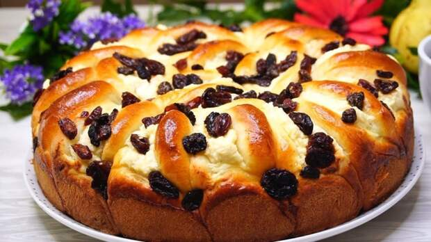 Пирог «Полный восторг». Тесто как пух, с ним справится любая хозяйка