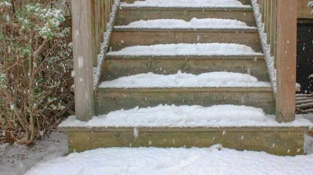 Четыре школы в Сочи ушли на удаленку из-за сильного снегопада