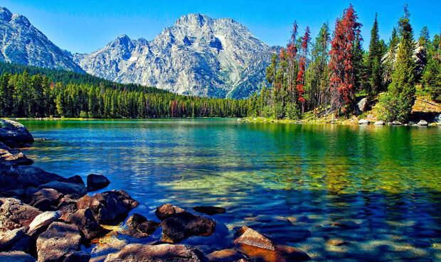 Самые глубокие озера мира