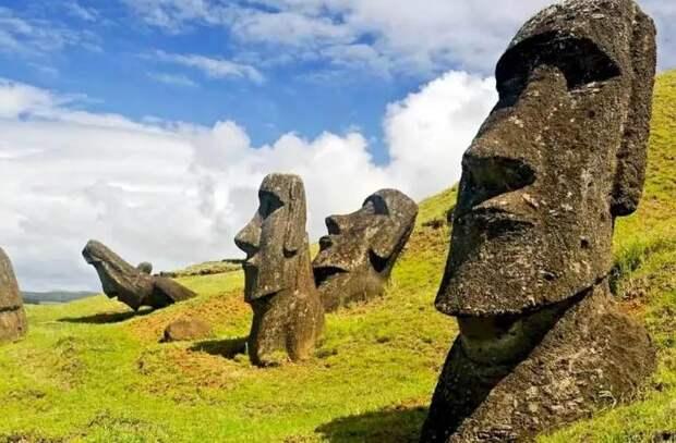 Тайна острова Пасхи