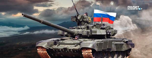 Русские танки в Крыму готовят к серьезному бою