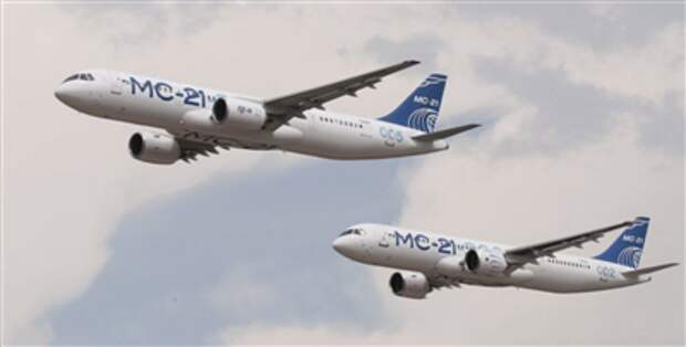 Не первым делом самолеты. Открылся авиакосмический салон МАКС-2021