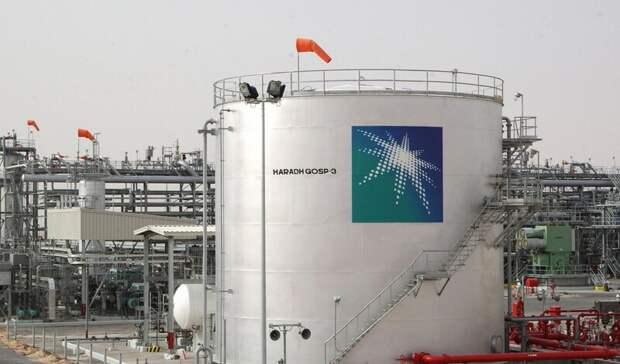 Saudi Aramco из-за проблем свосстановлением спроса снижает отпускные цены нанефть
