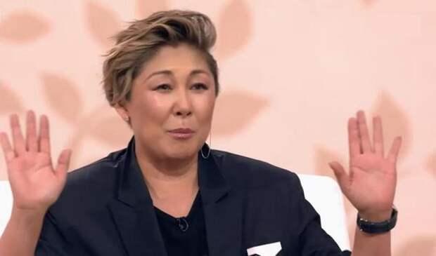 Анита Цой рассказала, как оказалась в инвалидном кресле