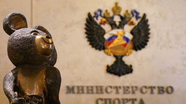 Минспорт РФ  - РИА Новости, 1920, 16.09.2020