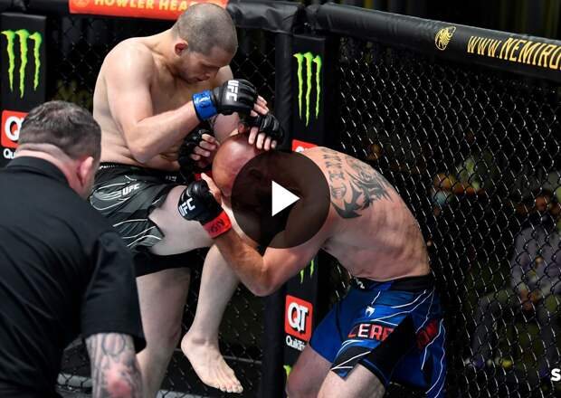 UFC Вегас 26: Дональд Серроне (США) vs Алекс Мороно (США)