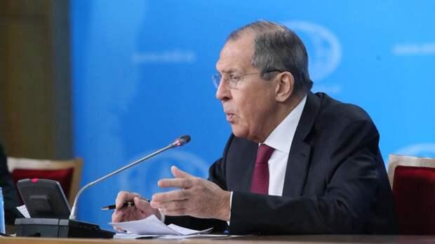 Снять ошейник США: Лавров призвал Европу «слушать голос разума»