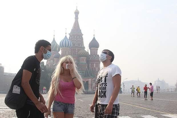 Повторятся ли в Подмосковье торфяные пожары 2010 года из-за аномально жаркого лето