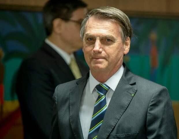 Отрицавший серьёзность Covid президент Бразилии сообщил о положительном тесте на инфекцию