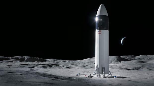 NASA Starship SpaceX