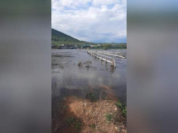 Мост в Урюме отказываются восстанавливать