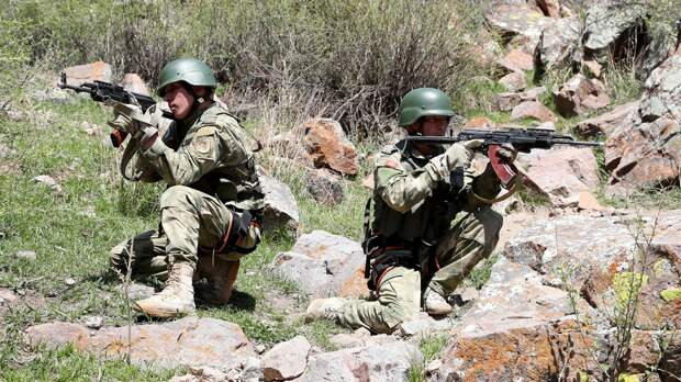 Киргизия и Таджикистан объявили о полном прекращении огня