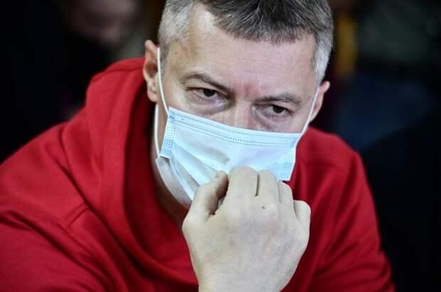 В Екатеринбурге суд арестовал Ройзмана за организацию несогласованной акции