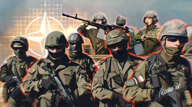В Эстонии стартовали крупнейшие военные учения с участием НАТО