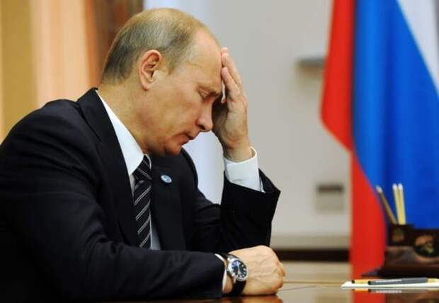 Британская пресса бьет тревогу: Путин убивает Запад изнутри. Владимир Корнилов