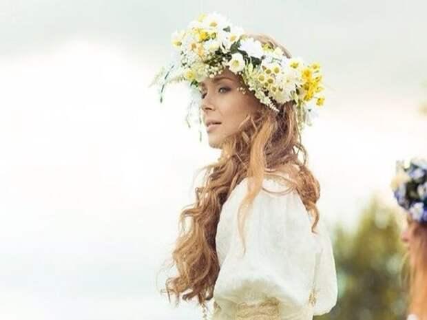 Русская коса девичья краса