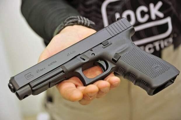 Пистолет на все случаи жизни. |Фото: getwallpapers.com.