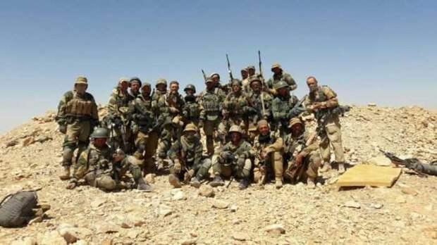 В Сирии произошли столкновения российских и иранских военных