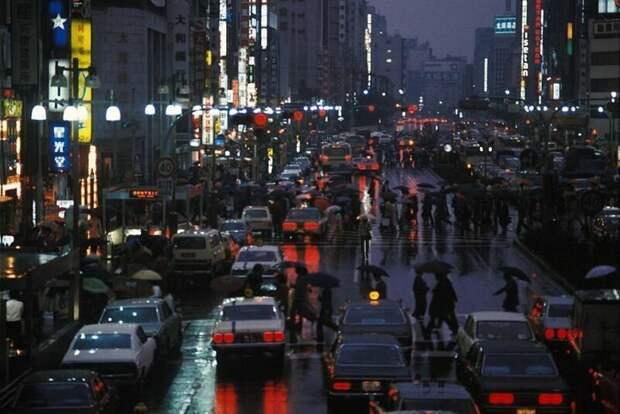 Как выглядел Токио и его жители в конце 1970‑х