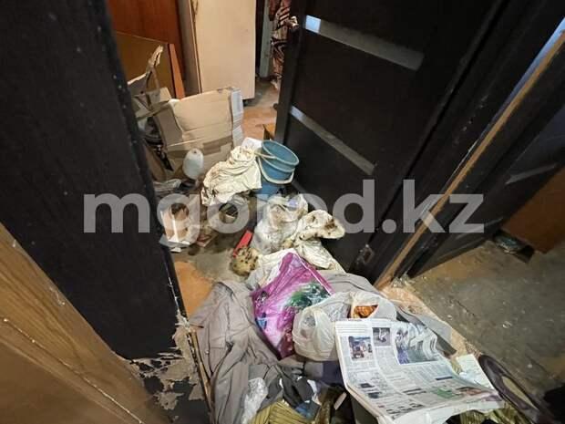Квартира кишит тараканами - жильцы многоэтажки в Уральске пожаловались на своих соседей