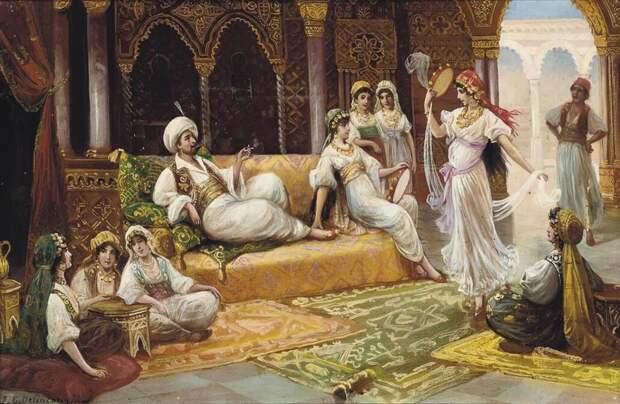 Тайны стамбульского двора. Как любовные утехи сгубили султана Ибрагима I