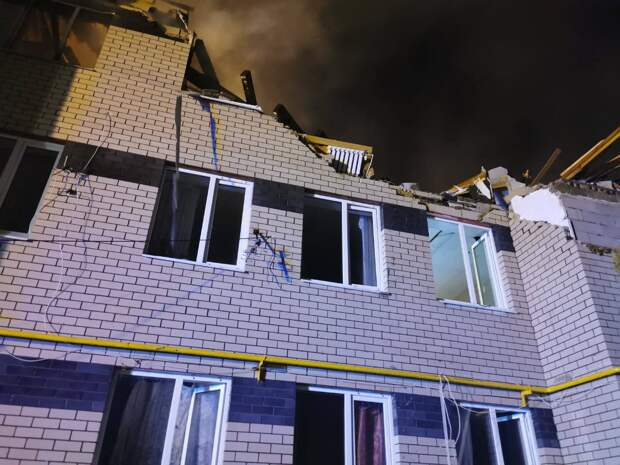 Взрыв газа в Нижегородской области. Главное