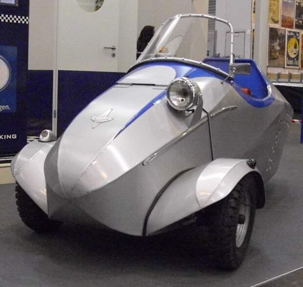 Fend Flitzer городской автомобиль, малолитражка