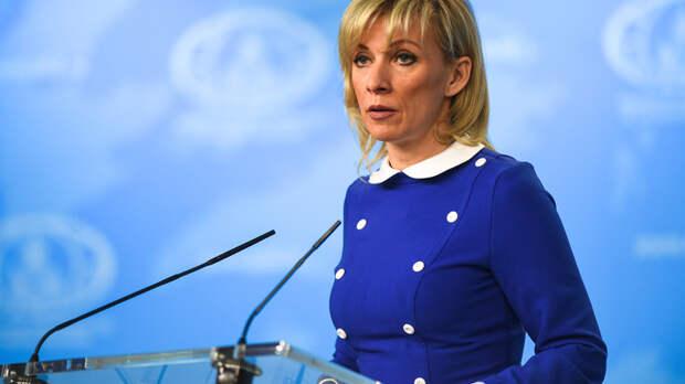 Зачем вам дебаты с Навальным? Мария Захарова ответила на самый популярный вопрос