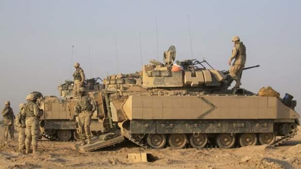 ВС США столкнулись с рядом проблем при разработке новой боевой машины