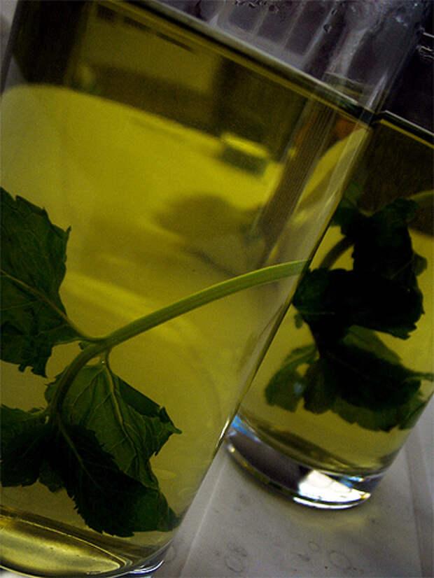 Зелёный чай полезен для здоровья