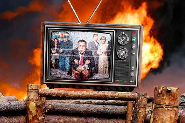 На Донбассе в ВСУ предпочитают смотреть российские каналы